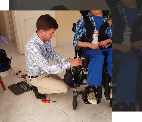 Paediatric Wheelchair Specialist
